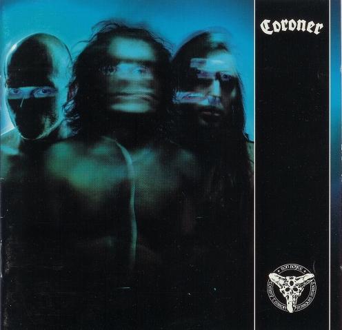 Coroner - Coroner 1995
