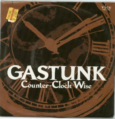 Gastunk - Counter-Clock Wise - 1988