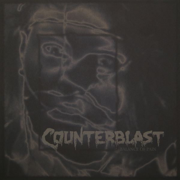 Counterblast - Balance Of Pain 1996