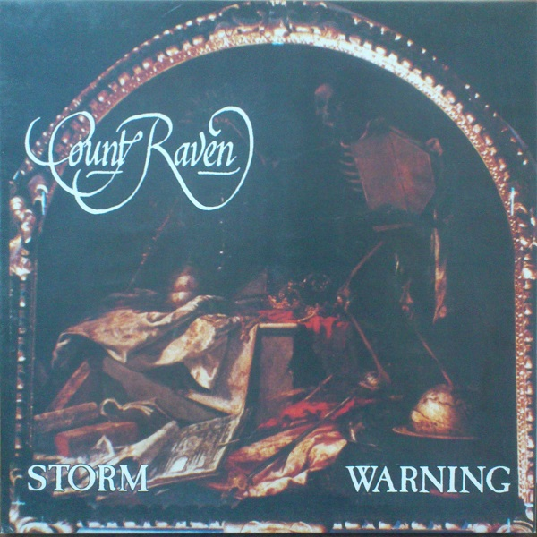 Count Raven - Storm Warning - 1990