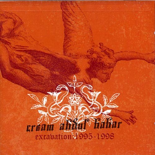 Cream Abdul Babar - Miscellaneous Debris (Excavation Disc 1) 1995/1998