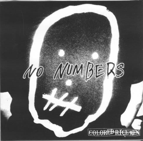 Colored Rice Men - No Numbers 1997/1999