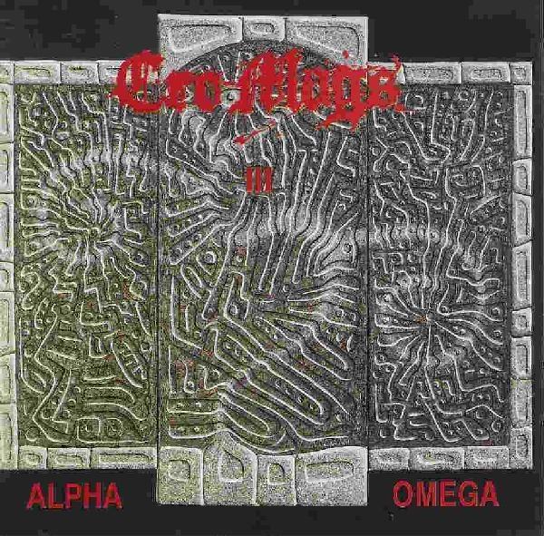Cro-Mags - Alpha Omega - 1992
