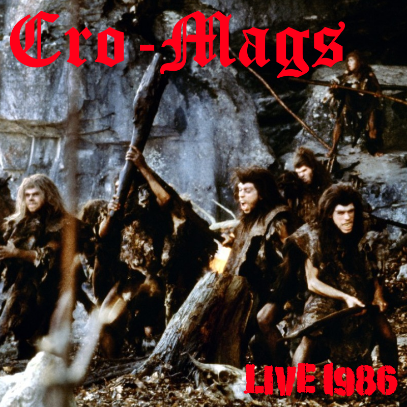 Cro-Mags - Live 1986 - 1986