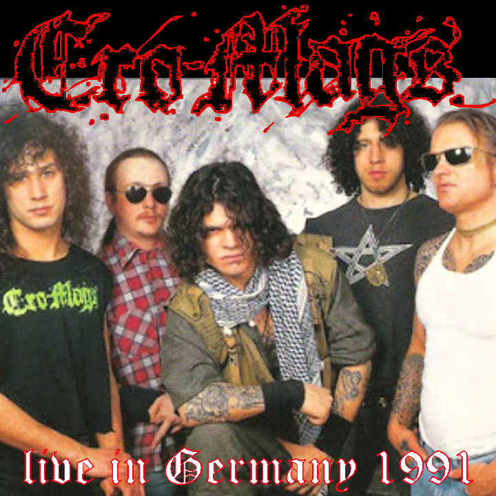 Cro-Mags - Live In Germany 1991 - 2016