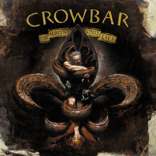 Crowbar - The Serpent Only Lies - 2016