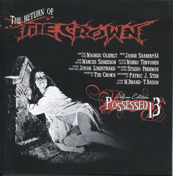The Crown - Possessed 13 - 2003