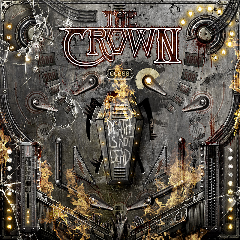 The Crown - Death Is Not Dead - 2015