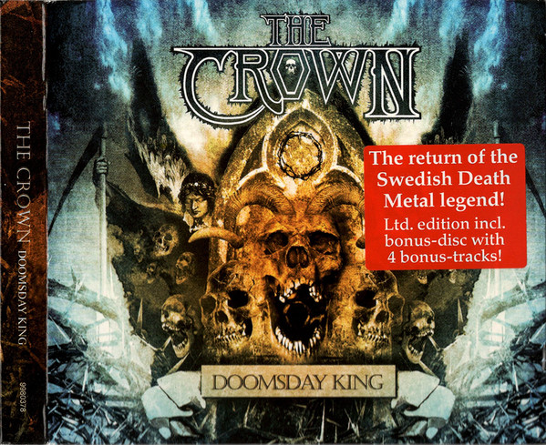 The Crown - Doomsday King - 2010