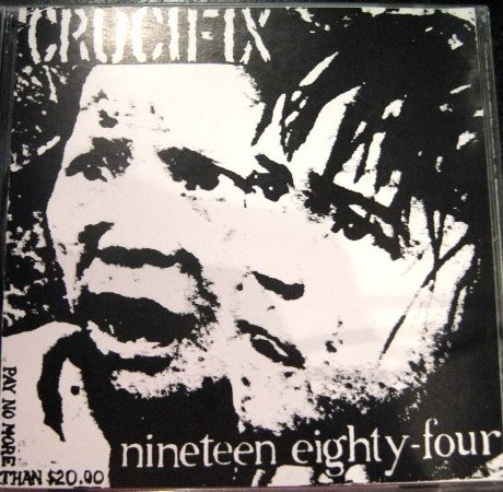 Crucifix - The Rise And Fall - 1996