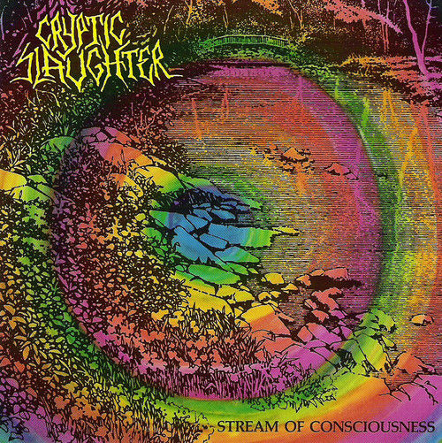 Cryptic Slaughter - Stream Of Consciousness - 1988
