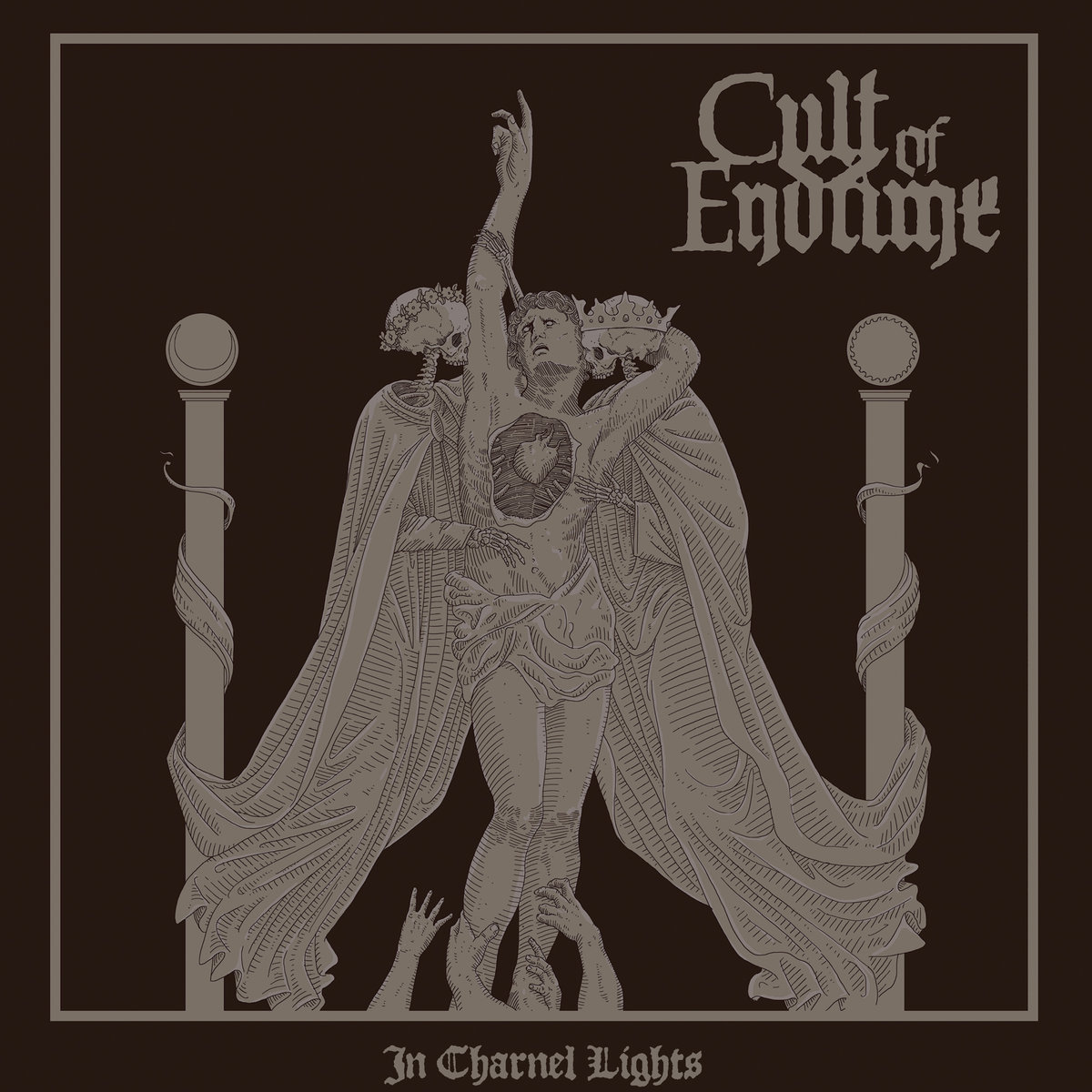 Cult Of Endtime - In Charnel Lights - 2015