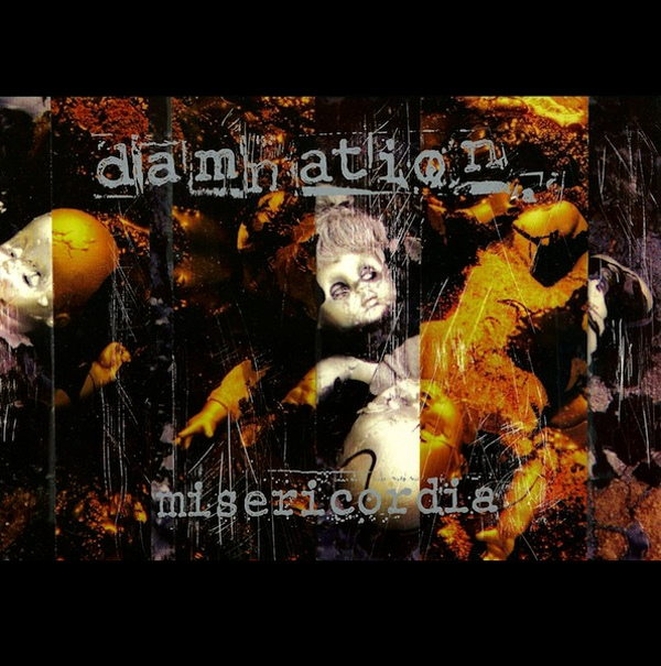 Damnation A.D. - Misericordia - 1995