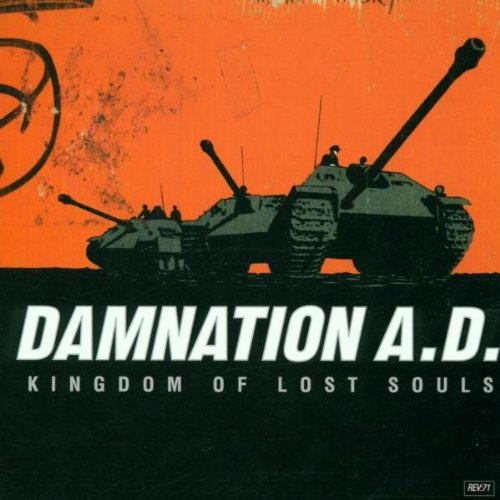 Damnation A.D. - Kingdom Of Lost Souls - 1998