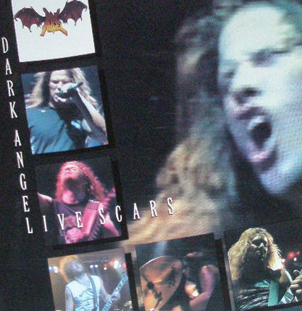 Dark Angel - Live Scars - 1990