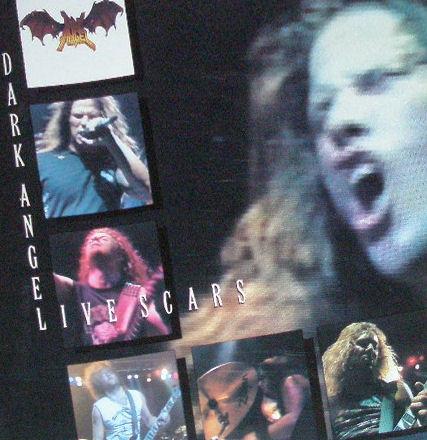 Dark Angel - Live Scars - 1990