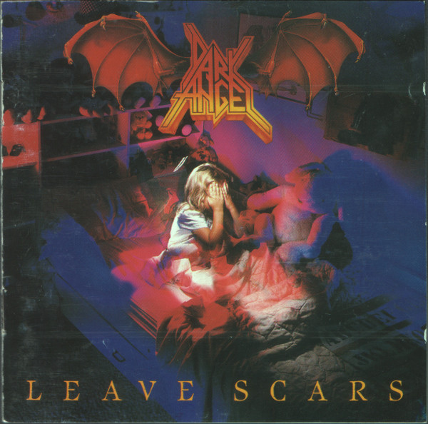 Dark Angel - Leave Scars - 1989