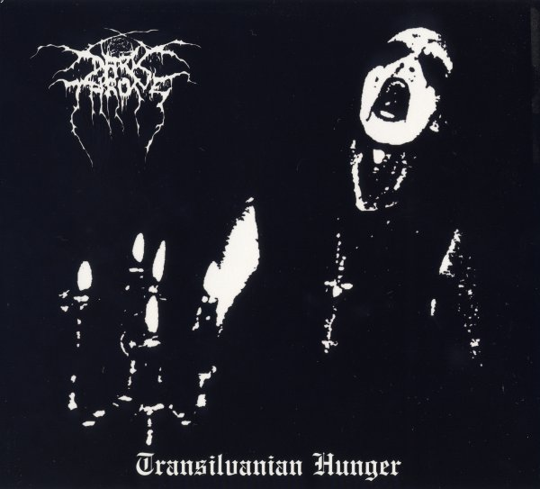 Darkthrone - Transilvanian Hunger 1994