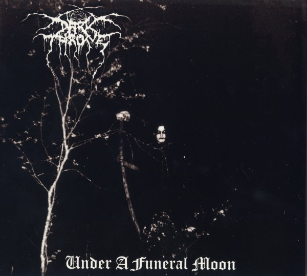 Darkthrone - Under A Funeral Moon 1993