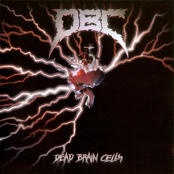 D.B.C. - Dead Brain Cells 1987 - 2005 Reissue