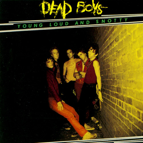 Dead Boys, The - Young Loud And Snotty 1977