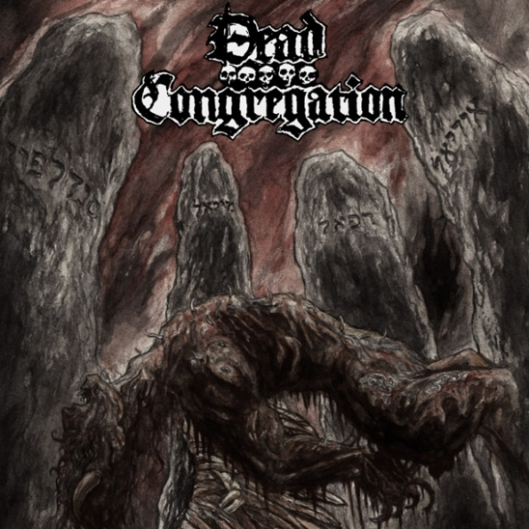 Dead Congregation - Graves Of The Archangels 2008