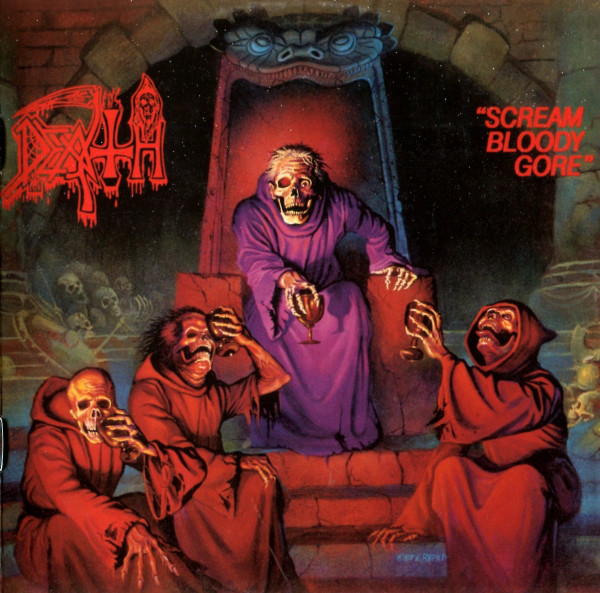 Death - Scream Bloody Gore - 1987