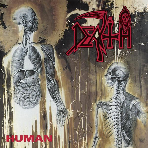 Death - Human - 1991
