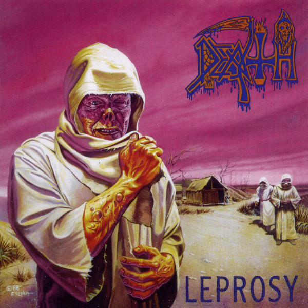 Death - Leprosy - 1988