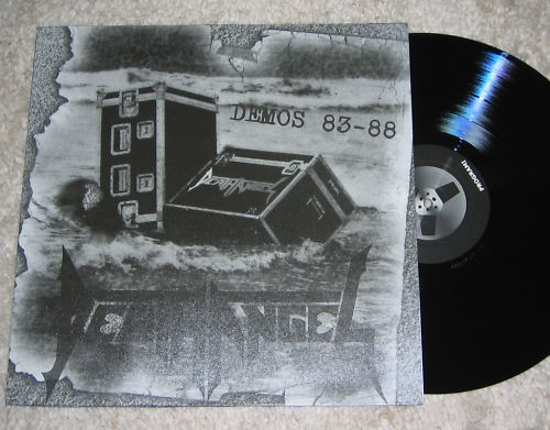 Death Angel - Demos 83-88 - 1983/1988