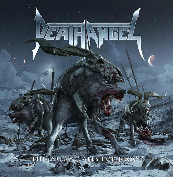 Death Angel - The Dream Calls For Blood - 2013