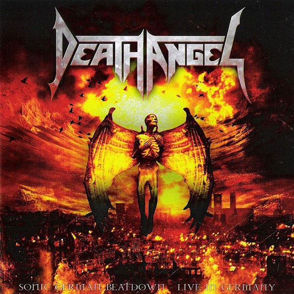 Death Angel - Sonic German Beatdown - Live In Germany - 2009