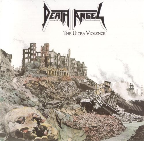 Death Angel - The Ultra-Violence - 1987