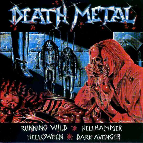 Various - Death Metal - 1984