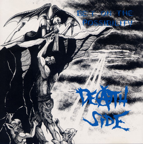 Death Side - Bet On The Possibility 1991