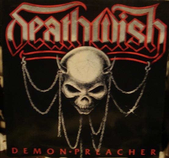 Deathwish - Demon Preacher 1988