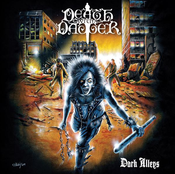 Death With A Dagger - Dark Alleys - 2009