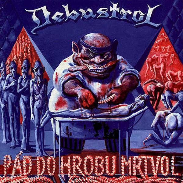 Debustrol - Pad Do Hrobu Mrtvol 1998