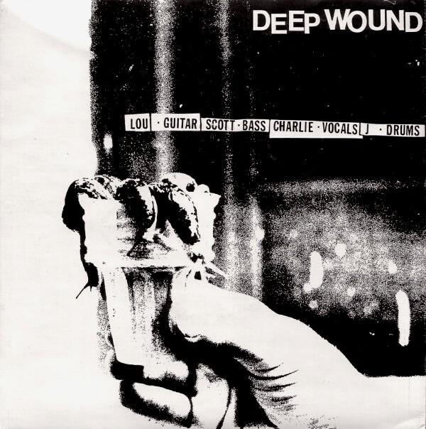 Deep Wound - Deep Wound 1983
