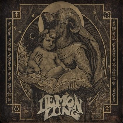 Demon Lung - The Hundredth Name - 2013