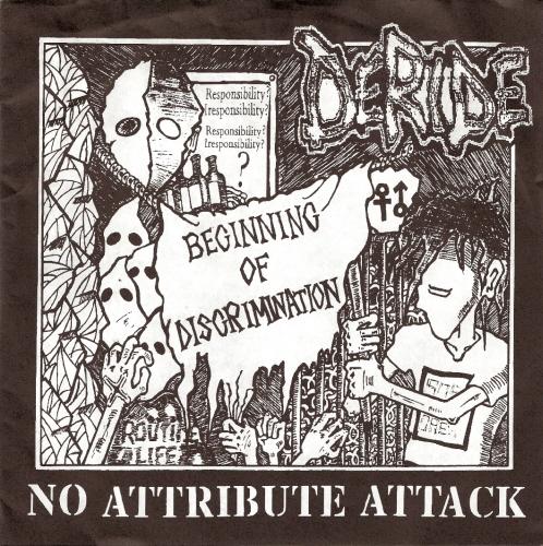 Deride - No Attribute Attack 2000