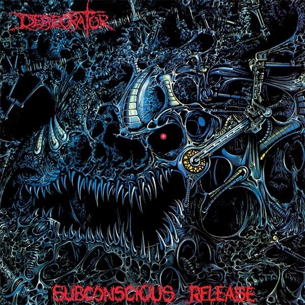 Desecrator - Subconscious Release - 1990
