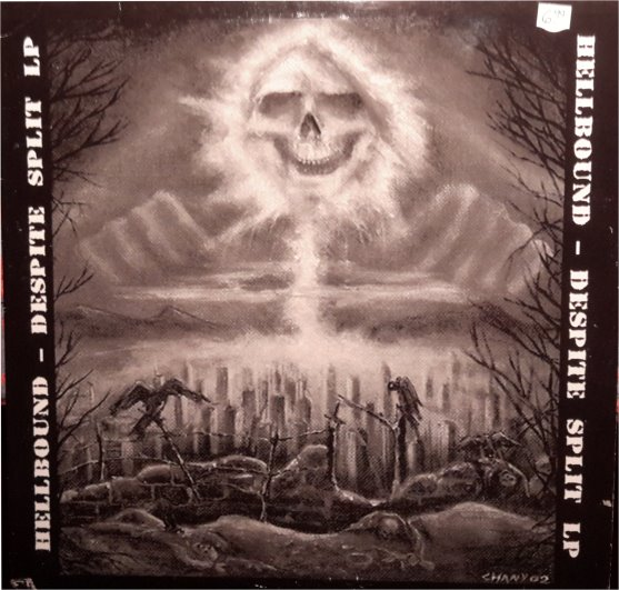 Despite, Hellbound - Bloodshed - 2002