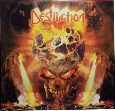Destruction - The Antichrist - 2001