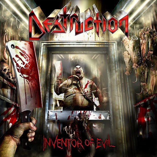 Destruction - Inventor Of Evil - 2005
