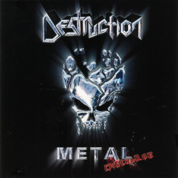 Destruction - Metal Discharge - 2003