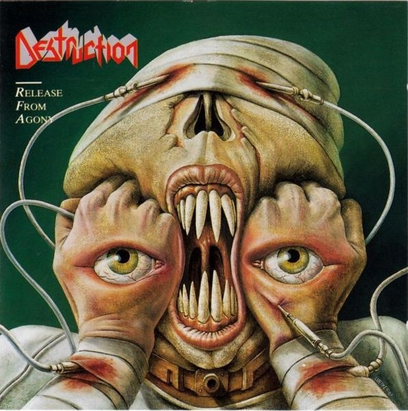 Destruction - Release From Agony - 1987