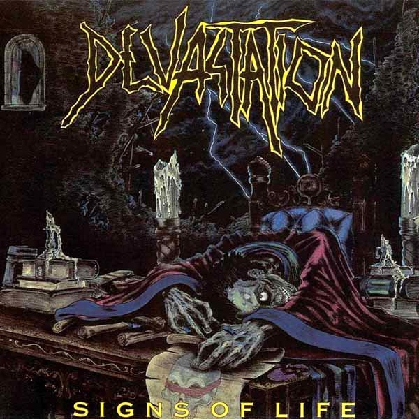 Devastation - Signs Of Life 1989