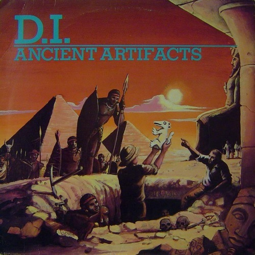 D.I. - Ancient Artifacts 1985