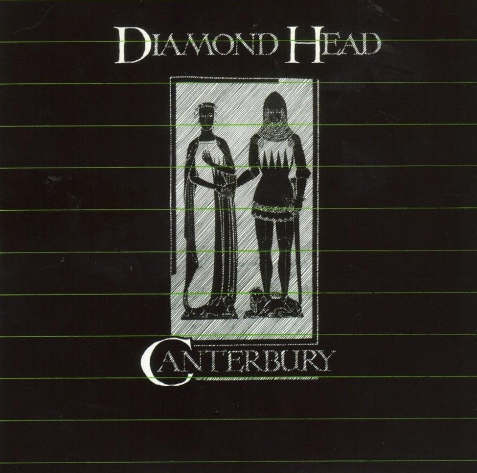 Diamond Head - Canterbury - 1983